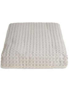 Allure Bath Fashions single  cotton waffle blankets