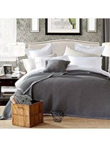 BeddingDeal single  cotton waffle blankets