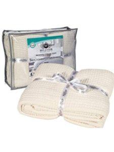 HILLFAIR single  cotton waffle blankets